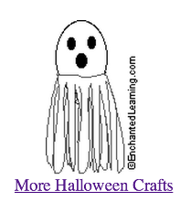 cartoon of ghost craft