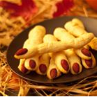 witches' fingers food
